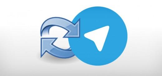 telegram channels voice messages