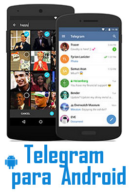 android-telegram