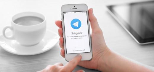 telegram actualizacion