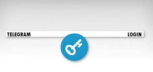 login-telegram