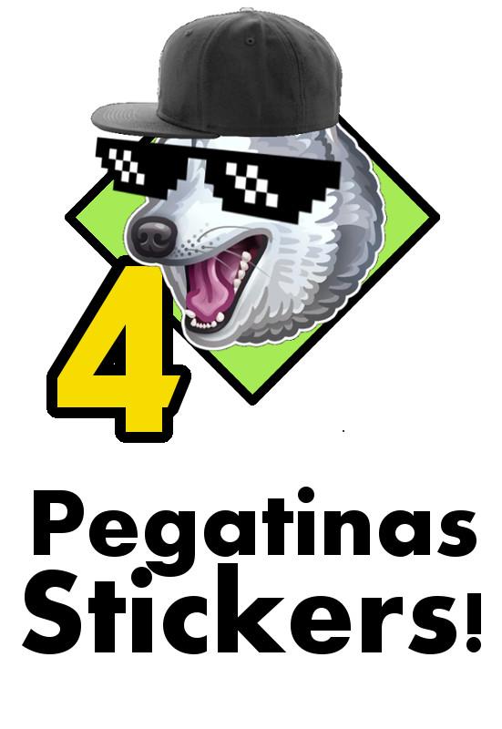 pegatinas stickers