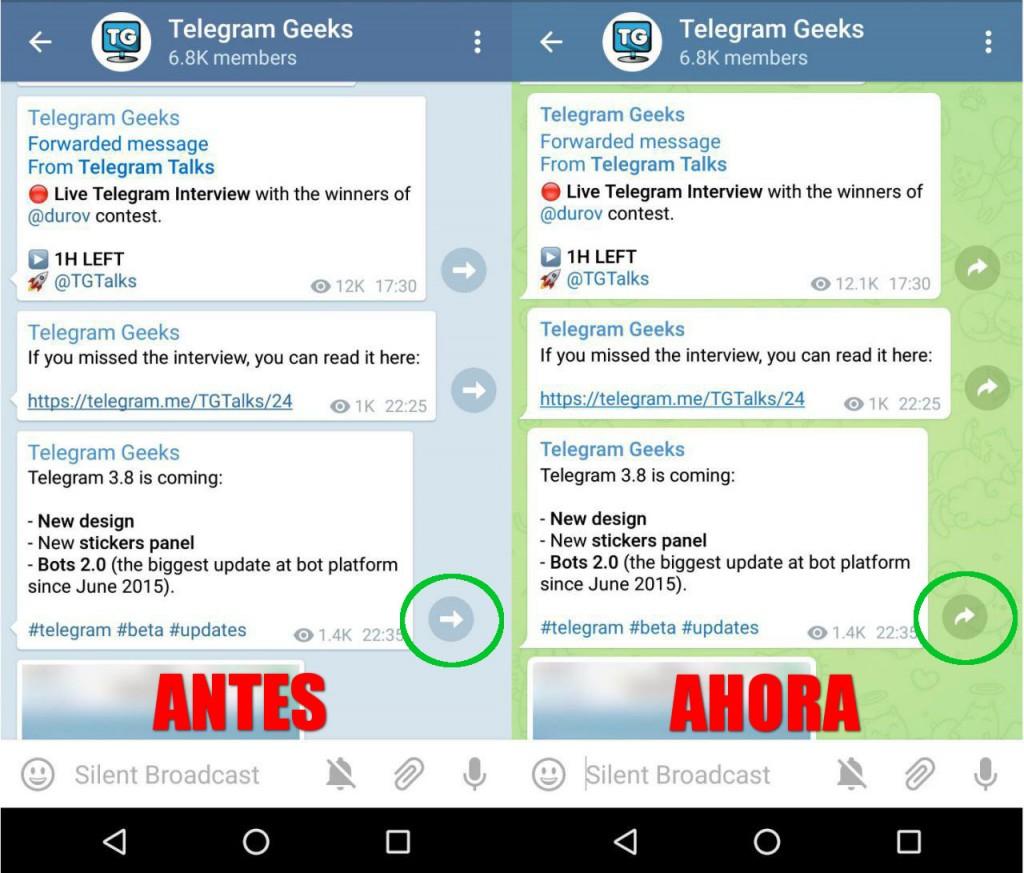 telegram-antes-ahora